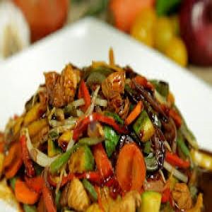 CHOP SUEY gastronomía china