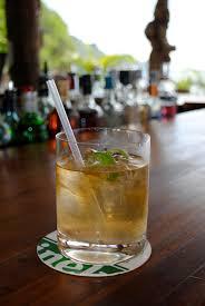Whisky con té verde