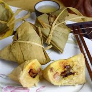 ZONGZI gastronomía china