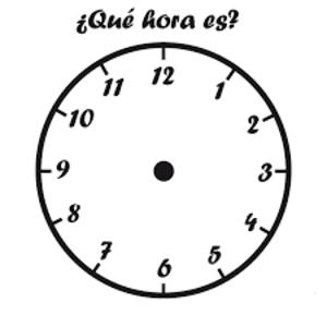 la hora en chino