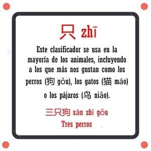clasificador chino zhi